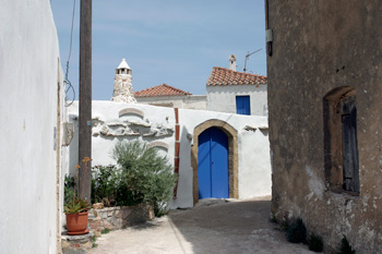 The picturesque village of Kythira Aloizianika