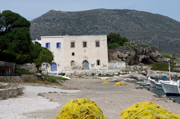 The picturesque village of Kythira Avlemonas